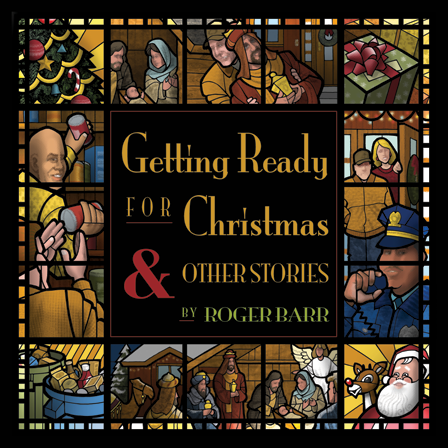 Case Study Image: Getting Ready for Christmas book cover