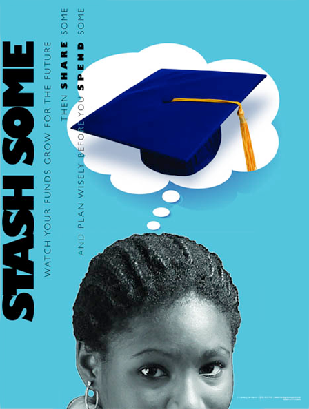 Case Study Image: Learning ZoneXpress Stash Some poster