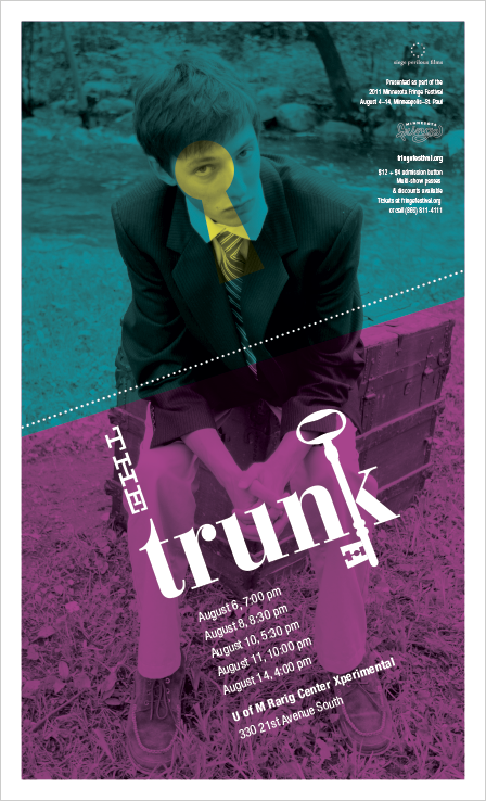 Case Study Image: Siege Perilous Films The Trunk promo poster